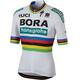 Sportful Bodyfit Team Bike Jersey Shortsleeve Men Team Bora-HG white/colourful
